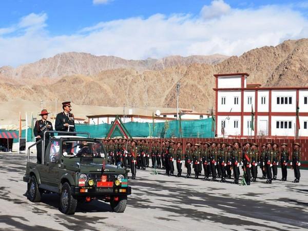 164 jawans join Ladakh Scouts Regiment