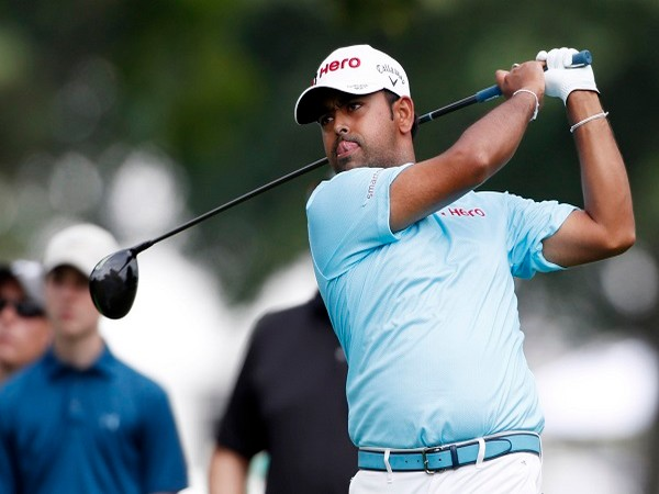 Indian golfer Anirban Lahiri (File image)
