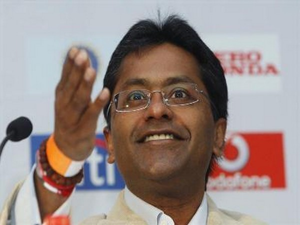 File pic of Lalit Modi