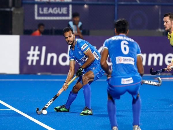 Indian hockey team forward Lalit Upadhyay (Photo/Hockey India)