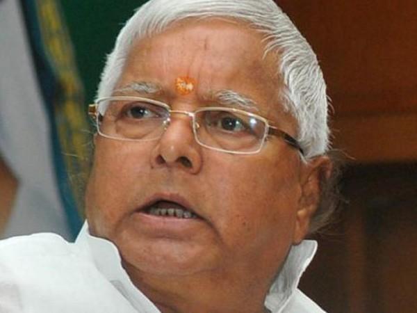 Lalu Prasad (file photo)