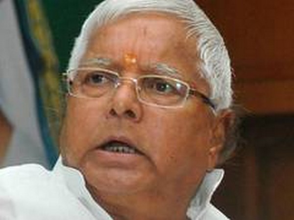 RJD chief Lalu Prasad Yadav (File photo)