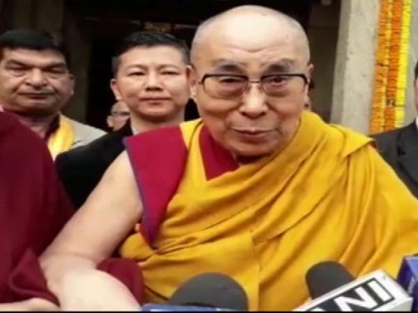 The Dalai Lama (File pic)