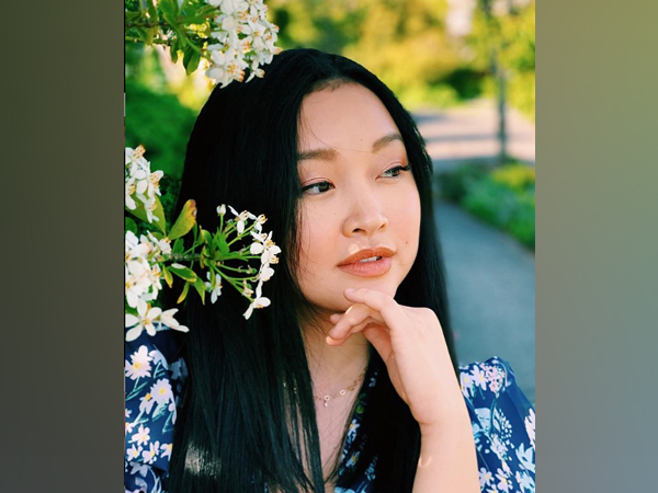 Actor Lana Condor (Image source: Instagram)