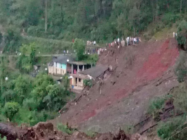 The landslide is believed to have been triggered by torrential rains in the region. (Representative image)