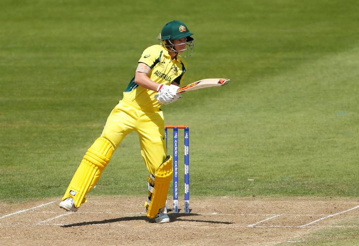 Australian women's cricket team captain Meg Lanning