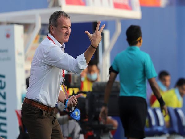 Chennaiyin FC head coach Csaba Laszlo (Photo/ ISL)