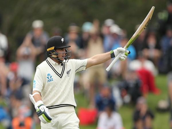 New Zealand batsman Tom Latham (file image)