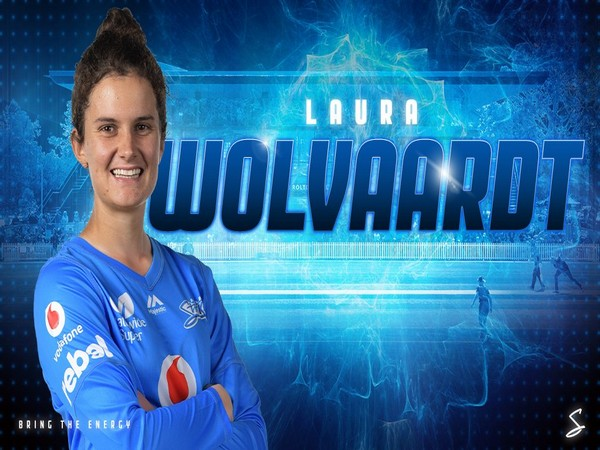 South Africa batter Laura Wolvaardt. (Photo/Adelaide Strikers Twitter)
