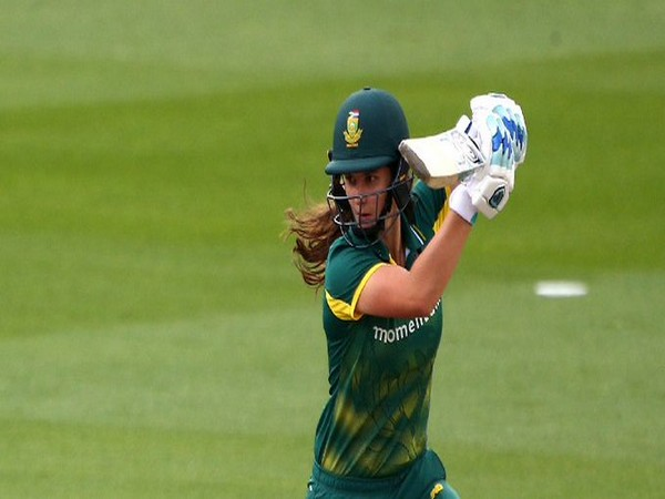 South Africa opener Laura Wolvaardt (Photo/ ICC Twitter)