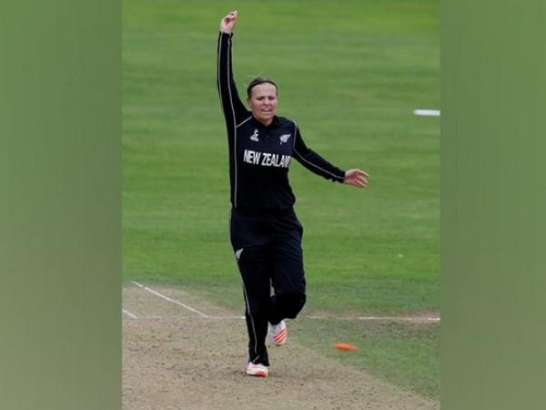 New Zealand pacer Lea Tahuhu (File photo)