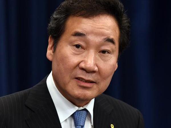 Lee Nak-yon, South Korean Prime Minister