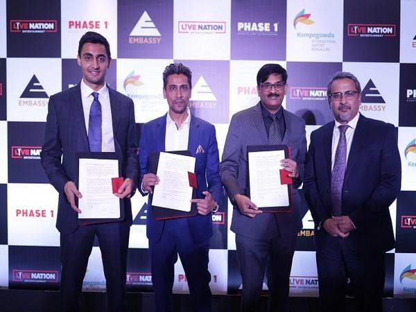 Left to Right: Aditya Virwani, Oum Pradutt, Rao Munukutla, Hari K Marar
