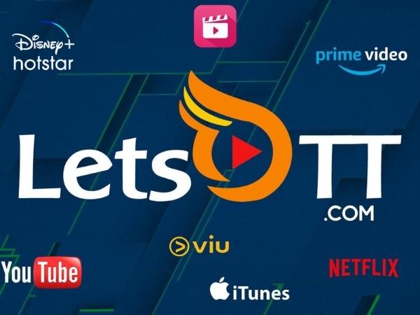 LetsOTT Logo