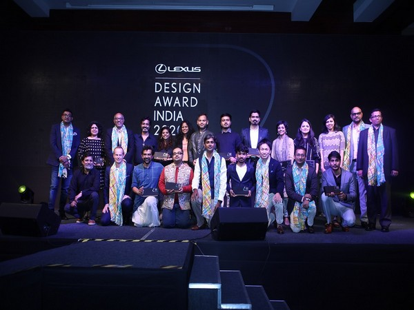 Lexus Design Award India 2020