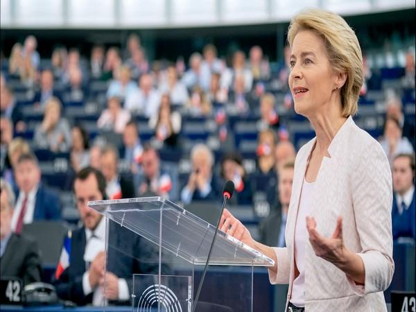 uropean Commission President Ursula von der Leyen (File Photo) (File Photo)