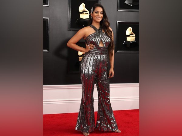 Indian-Canadian YouTube star Lilly Singh (file photo)