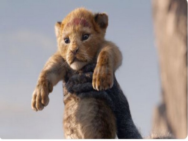 A still from the teaser of the upcoming movie 'The Lion King'