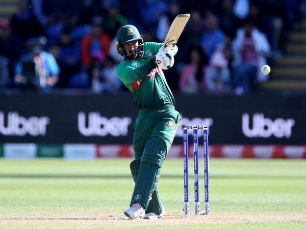 Bangladesh wicket-keeper batsman Liton Das