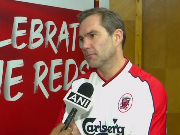 Former Liverpool player Jason McAteer