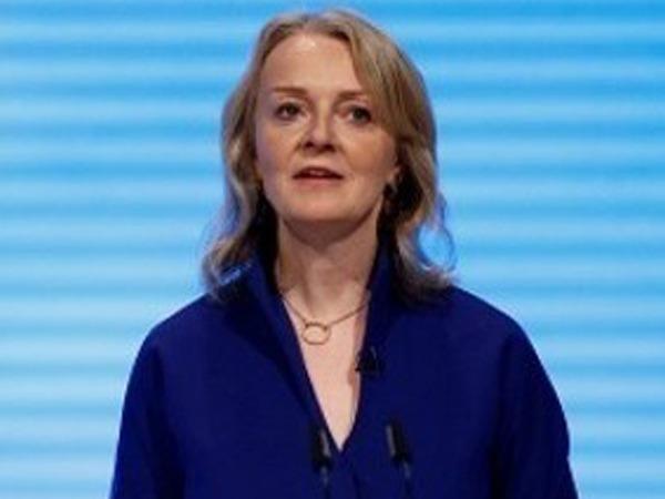 UK foreign minister Liz Truss