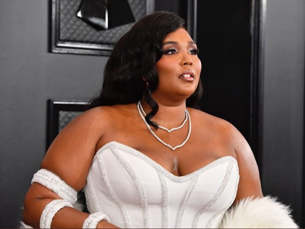 Pop star Lizzo who ruled the nomination list of the 62nd annual Grammy awards with eight nods in total, had taken two wins (Image courtesy: Twitter)
