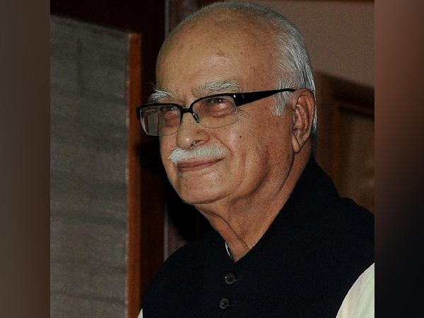 Veteran BJP leader LK Advani (File photo)
