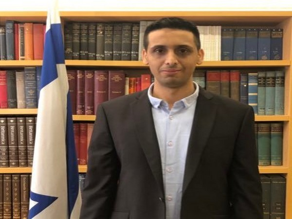 Newly-appointed Israel Embassy spokesperson, Muhamed Heib