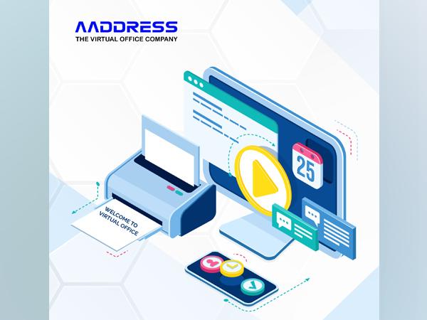 Aaddress.in, Virtual Office Company