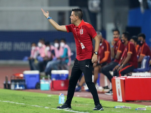 Mumbai City FC head coach Sergio Lobera (Photo/ ISL)