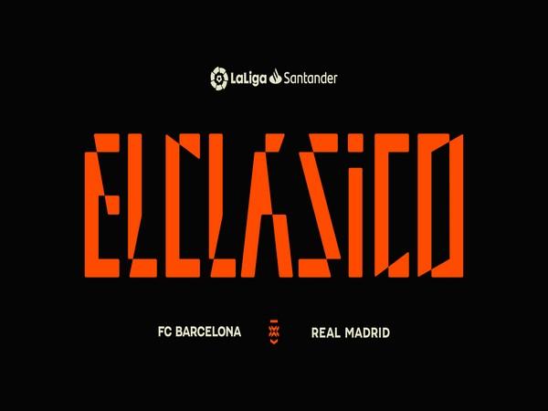 LaLiga reveals new El Clasico brand identity (Photo/ LaLiga)