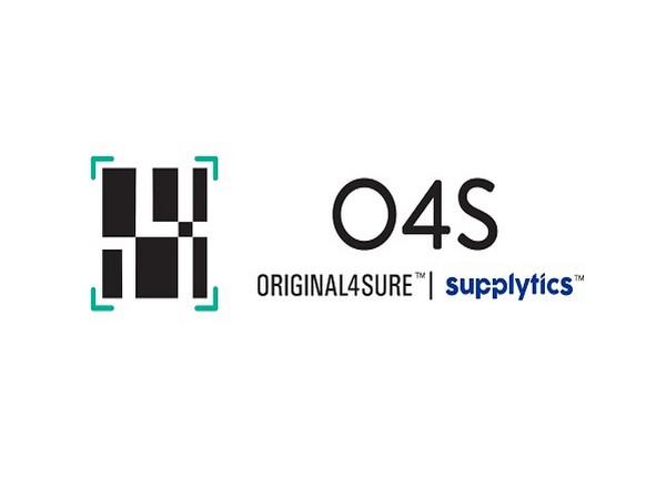 O4S logo