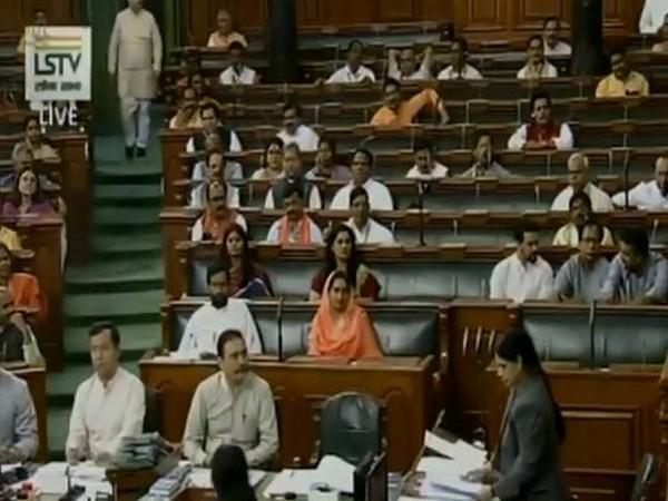 Lok Sabha (Photo Courtesy LS TV)