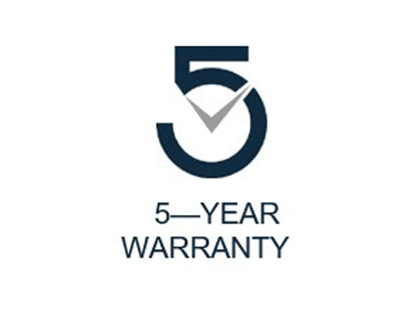 5-year warranty on all Longines Automatic Models
