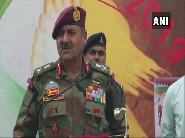 Lt Gen Paramjit Singh (File photo)