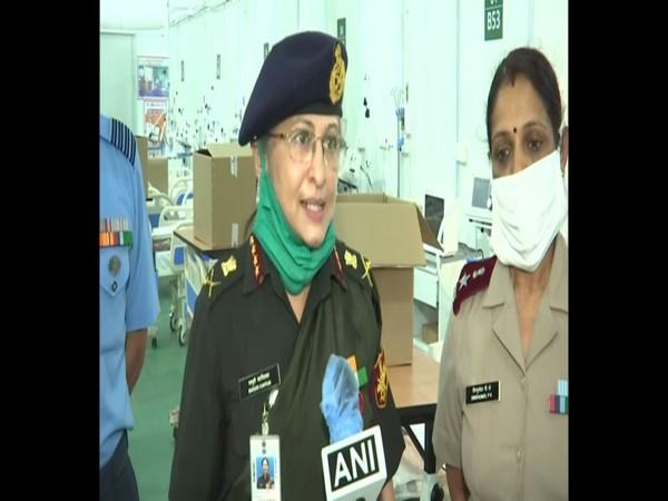 Lt Gen Madhuri Kanitkar