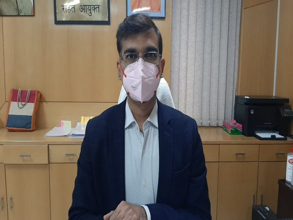 Lucknow Relief Commissioner Sanjay Goyal (Photo ANI)