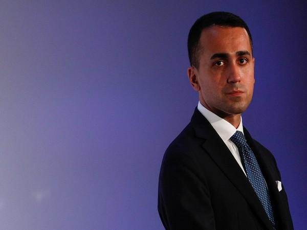 Italian Foreign Minister Luigi Di Maio. (Photo Credit - Reuters)