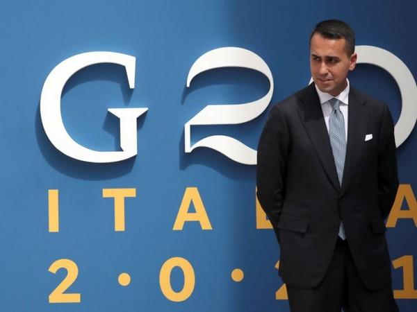 Italian Foreign Minister Luigi Di Maio (Photo Credit - Reuters)