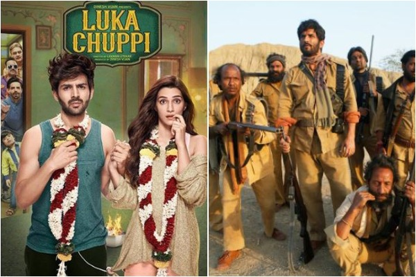 'Luka Chuppi' managed to surpass 'Sonchiriya' on day 1 by collecting Rs 8.01 cr at the box office. The later collected Rs 1.20 cr at the ticket counters.