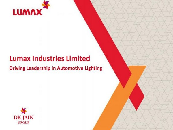 Lumax has 60 pc market share in automotive lighting solutions and gear shift levers