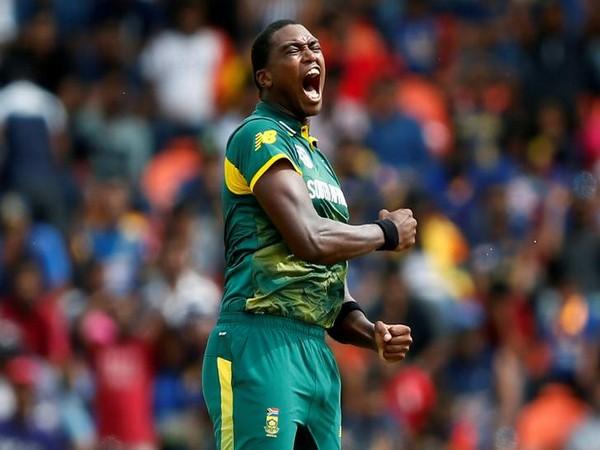 South Africa fast-bowler Lungi Ngidi