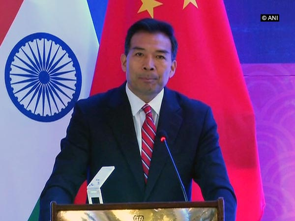 China's Ambassador to India Luo Zhaohui