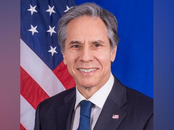 US Secretary of State, Antony Blinken,