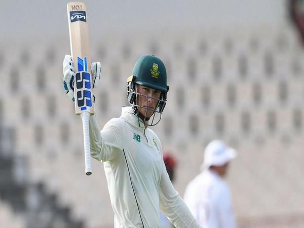 South Africa batsman Rassie van der Dussen (Photo/ ICC Twitter)