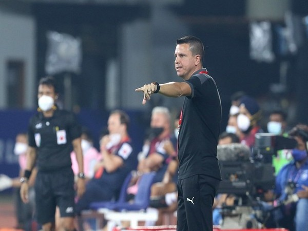 Mumbai City FC coach Sergio Lobera (Photo/ Sportzpics)