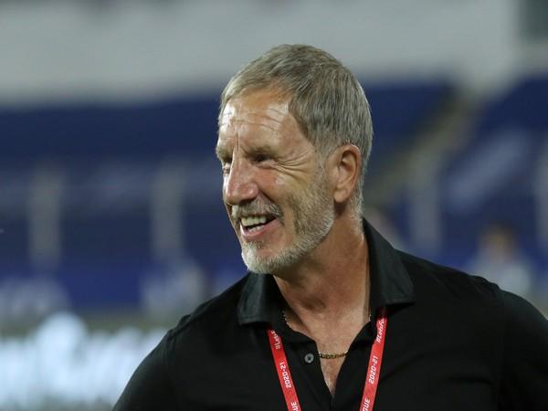 Odisha FC head coach Stuart Baxter (Photo/ ISL)