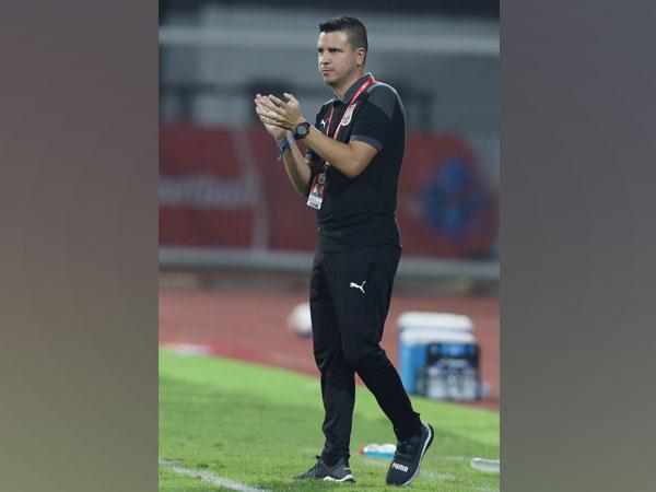 Mumbai City FC coach Sergio Lobera (Photo/ ISL)