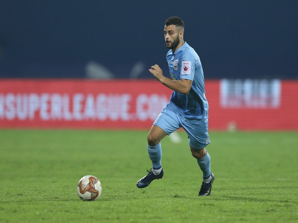 Mumbai City FC midfielder Hugo Boumous (Photo/ ISL)