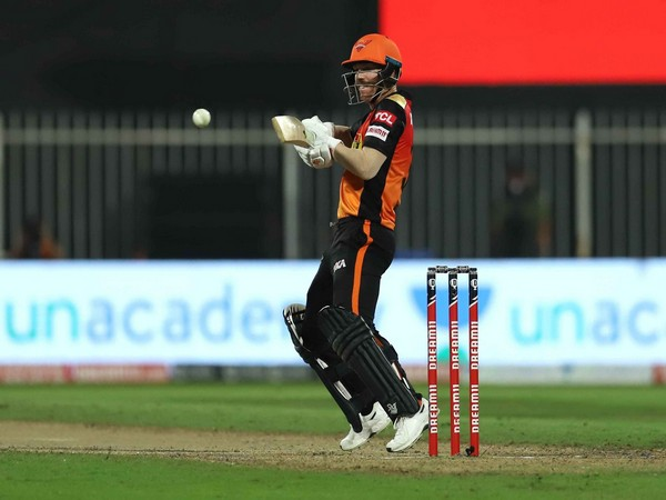 SunRisers Hyderabad skipper David Warner (Photo/ iplt20.com)